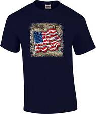 American Pride Protect Our Flag US Flag Patriotic T-Shirt