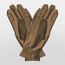 Mark Todd Super Riding Gloves Brown