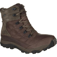 The North Face CHILKAT Insulated Waterproof Leather Hiking Trail Outdoor Boots