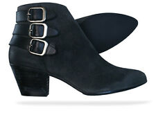 SixtySeven 67 Suoil Acero Womens Leather Suede Ankle Boots XX 75145B - See Sizes