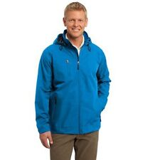 Men's Port Authority Stellar Blue Reliant Waterproof Hooded Jacket Size XS  J308