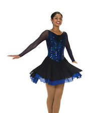 New Ice Dance Skating Dress JERRY'S ROYAL WHIRL MADE ORDER 3 WKS FABRICATION-264