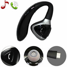 Wireless Stereo A2DP Bluetooth Headset Earphone With Mic Handsfree For Cellphone