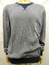Men's American Rag deep royale crew neck casual pullover sweater size- L,XL,XXL