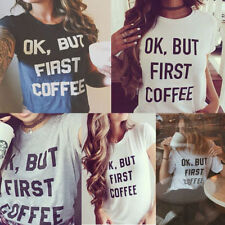 New Fashion Womens Summer Vest Short Sleeve Blouse Casual Tank Tops T-Shirt