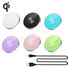 Qi Wireless Charging Charger Pad For Samsung Galaxy S7/S7 edge Smartphone Charge
