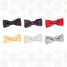 Boy's Passion Satin Evening Special Occasion Wedding Pre-Tied Bow Tie