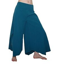 Cotton Flares Hippie Boho Goa Dance Pants