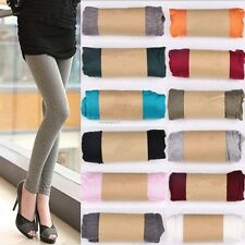 NEW Fashion Women's Sexy Stretchy Skinny Cotton High Waist Leggings Pants B20E