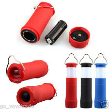 Tent Camping 3W 200LM Lantern Light Lamp Hiking LED Flashlight Torch Outdoor