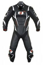 Oxford RP-1 1pc Leather Race Suit (Bk/WHT) WAS £499.99 ***Now Only £275.00***