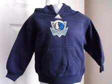 New-Dallas Mavericks Infant Toddler Sizes 2T-3T Adidas Hoodie