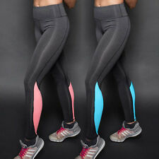 Women Stretchy YOGA Running Elastic Sports Fitness Leggings Tight Pants
