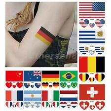 Women Fashion Removable Waterproof Temporary Tattoos Olympic Games Art Sticker