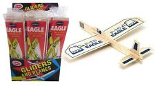 48 EAGLE F-15 Balsa wood Air Plane glider GUILLOWS Jet model kit #26 USA New