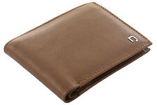 Suvorna HIDE 100% Cow Leather Men's Wallet Bifold, ID Holder 3 Colors 2101
