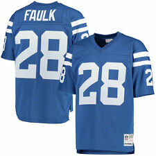 Mitchell & Ness Indianapolis Colts Marshall Faulk TC Jersey