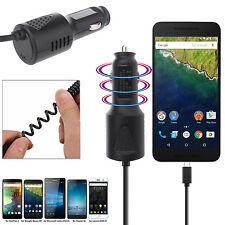 USB 3.1 Type C 2A Quick Charge QC Fast Car Charger Adapter For Nexus 5X/6P LG G5