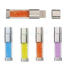 4G 8G 16GB 32GB USB 2.0 Metal Flash Memory Stick Pen Drive Storage U Disk