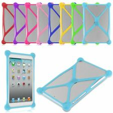 "Universal Soft Silicone Bumper Frame Cover Case Skin for 7""- 9.7"" Tablet PC MID"
