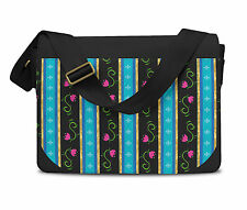 Ice Princess Anna Dress Messenger Bag - Laptop School Shoulder Bag