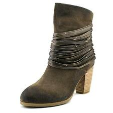 Antelope Bangles Women  Round Toe Leather  Mid Calf Boot