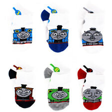 Thomas the Train Boys Toddler 6 pack Socks H4625U