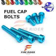FRW 7Color Fuel Cap Bolts Set For Triumph Daytona 600/650 All Years 03 04 05