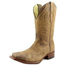 Corral C2030 Men  Square Toe Leather Brown Western Boot