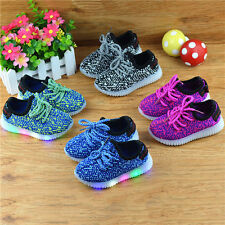 New Toddler Baby Boys Girls Sneakers Sport Casual Shoes Light Shoes Size 6-8.5