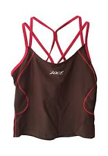 new women's Zoot Swimfit Tankini Hoision with built-in sports bra swimming top