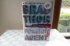 Foreign Agent by Brad Thor (2016, Hardcover)**READ ONCE