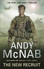 The New Recruit Liam Scott Book 1 Andy McNab Corgi Childrens 272 pages Broche