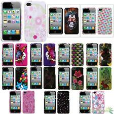 Hard Protector Case Cover For APPLE iPhone 4/4S/4G Various Image Design