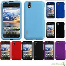 Snap On Hard Protector Case Cover For LG LS855(Marquee) Solid Colors