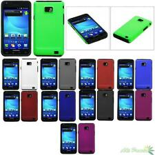 Fusion Silicone Protector Case Cover For AT&T SAMSUNG i777(Galaxy S II)