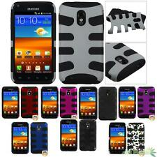 Case Cover Fishbone/Skullcap For SAMSUNG R760(Galaxy S II 4G)D710(Epic 4G Touch)