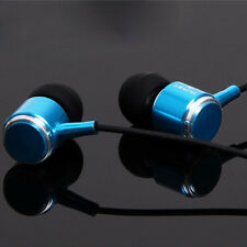 3.5mm Super Bass Stereo In-Ear Earphone Headphone Headset For Tablet MP3 Phone