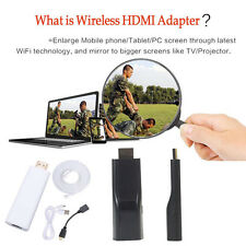 Wireless TV Dongle 1080P HDMI DLNA/iOS WiFi Display Adaptor For iphone 6 5S 5 PC