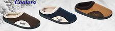 COOLERS MENS CLOG MULE STYLE SLIPPERS / FREE POST UK / INDOOR SHOES