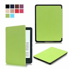 Slim Light Thin Pu Leather Case Cover for New Amazon Kindle 8th Gen. 2016