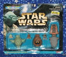 Star Wars Micro Machines Collection III Set with Yoda by Galoob MISP from 1996