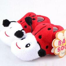 Toddler Baby Infant Cotton Shoes Boy Girls Animal Soft Sole Toddler Shoes Socks