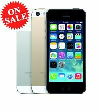 APPLE IPHONE 5S CDMA/GSM UNLOCKED 16GB 32GB 64GB GOLD GRAY SILVER SMARTPHONE