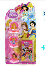Lot princess cartoon Seal Stamper Set Students Gift Stationery Party Favors N35