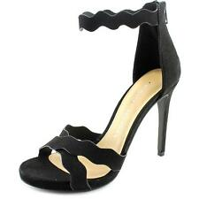 Chinese Laundry Blossom Women  Open Toe Synthetic Black Sandals