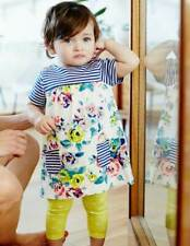 Mini Boden girls baby hotchpotch jersey summer dress age 0 - 3 years  NEW