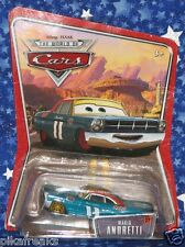 Mario Andretti Disney Pixar Cars Die Cast Toy by Mattel New MISP