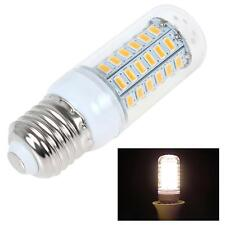 E27 110V/220V 18W 56X 5730SMD LED 2500LM Corn Bulb Warm White Light Lamp AC