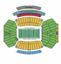 2 Tickets Nebraska Cornhuskers vs Maryland Terrapins 11/19 Lincoln
